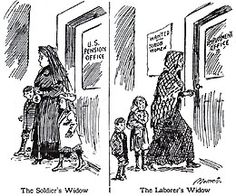 suffrage political cartoons the womanlywoman versus the suffragist poster made for the nlows. Black Bedroom Furniture Sets. Home Design Ideas