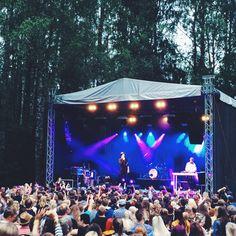 Hands up! #music #musicfestival #estonianmusicfestivals #intsikurmufestival #intsikurmu2016 #reket #estonianrapper #estonianrapmusic #handsup #tallinnstreetstyle #TSS