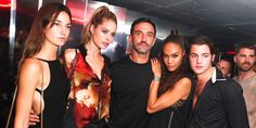 See Givenchy's Star-Studded Front Row and After Party  - HarpersBAZAAR.com