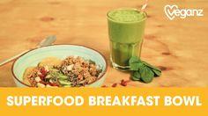 Superfood Breakfast Bowl & Grüner Smoothie | Veganz