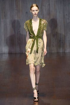 """<p tabindex=""""-1"""" class=""""tmt-composer-block-format-target tmt-composer-current-target"""">Gucci spring 2015 collection show. Photo: Imaxtree</p>"""