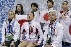 【五輪フォト特集】日本5位でメダル届かず…フィギュア団体(34)