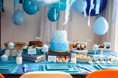 Sioux Falls SD Wedding Cake Water Birthday Parties Party Desserts Table