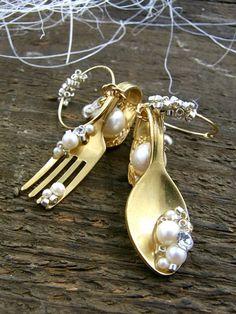 jouer avec moa?  Jue-Avu~ekku & More?  Photo 1 Tea Time earrings accessories