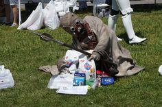 Legion 501 - Spanish Garrison Colaborando en las Adopciones de perros del Concurso Canino. Fiestas de Urreta (#Galdakao), 2015  #Legion501