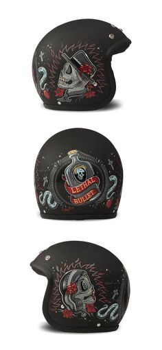 Mexican Helmet Art
