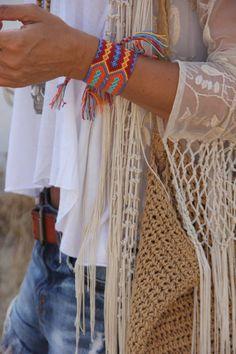 Kimono And Shorts by Mytenida
