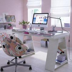 Decoração de home office pequeno