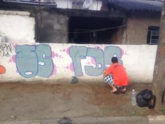 Os FDS graffiti