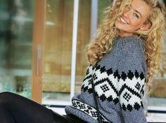 Strickanleitung für einen Norwegerpulli Etnic Pattern, Drops Design, Clothing Patterns, Christmas Sweaters, Crochet Hats, Knitting, Clothes, Beauty, Lokal