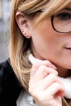 Thomas Sabo rosegold ringe filigran rosegoldener Schmuck Accessoires Ohrringe kombinieren jewelry accessoires streetstyle blogger