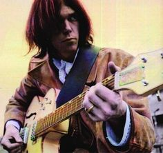An American (Canadian) hero -- Neil Young.