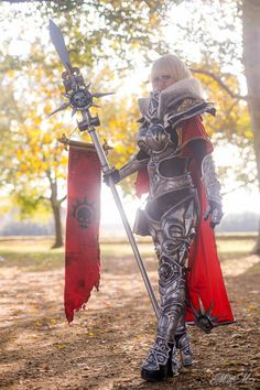 [Cosplay] - [photography/people/cosplay] - Sister Katrina - Warhammer 40k - by: CrichyRulz