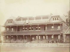 Members Pavilion,Melbourne Cricket Club at the Melbourne Cricket Ground in Melbourne Cbd, Melbourne Victoria, Victoria Australia, Old Pictures, Old Photos, Vintage Photos, Amazing Pictures, Australian Continent, Largest Countries