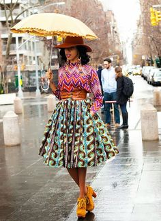 Its African inspired. #Africanfashion #AfricanClothing #Africanprints #Ethnicprints #Africangirls #africanTradition #BeautifulAfricanGirls #AfricanStyle #AfricanBeads #Gele #Kente #Ankara #Nigerianfashion #Ghanaianfashion #Kenyanfashion #Burundifashion #senegalesefashion #Swahilifashion DK
