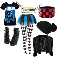 """Challenge"" by batman-nat on Polyvore"
