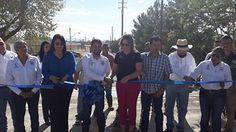 El día de ayer la alcaldesa Yesenia Reyes Calzadias inauguró el acceso a Casas Grandes, mismo que consiste en 1,600 metros...
