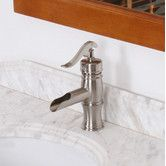 Found it at Wayfair - Vintage Single Handle Bathroom Water Pump Faucet