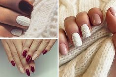 Cosy nail : comment marier ses ongles avec ses pulls d'hiver #cosy #nail #cozy #nailart #inspiration #hiver #winter #pullover #manucure #vernis #monvanityideal