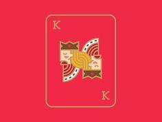 King of Diamonds by Nick Kumbari