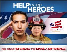 Refer a friend to #HomeForHeroes #HRVA!