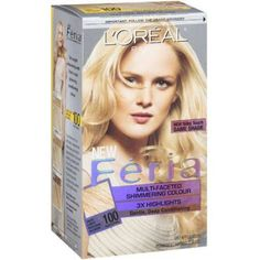 L'Oreal Paris Feria Haircolor, Beige