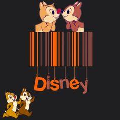 Disney Magic, Disney Pixar, Disney Characters, Disney Printables, Chip And Dale, Funny Drawings, Disney Scrapbook, Chipmunks, New Pins