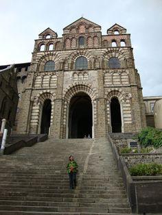 Wieder auf dem Jakobsweg: Tag 12/2, Le Puy en Velay. Gehzeit: 4 Stunden 15 Minuten, Le Puy en Velay, Hotel Dyke. Als...
