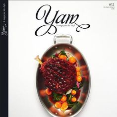 Thomas Keller YAM magazine numero 12 -