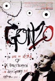 documentary about hunter thompson. after reading just one book, he became one of my top six favorite authors.