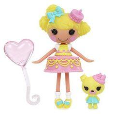 Lalaloopsy Mini Doll- Candle Slice O' Cake #Mga
