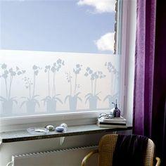 Vinilos adhesivos para decorar ventanas