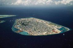 Malé Island, North Malé Atoll, Maldives