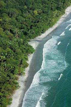 Costa Rica... Gotta love my country♥