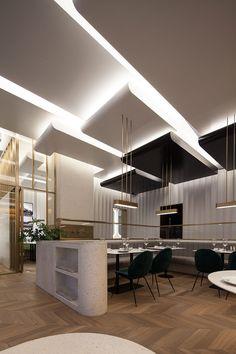 Gaga Chef by COORDINATION ASIA in Shenzhen/China   #restaurant #bar #cafe #interior #design #shenzhen #coordination #asia  #fine #dining