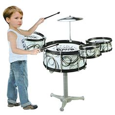 Lollipop My First Band Drum Set ** Find out more about the great product at the image link.Note:It is affiliate link to Amazon.