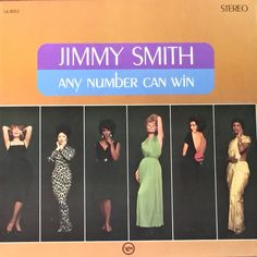 Jimmy Smith. Any number can win