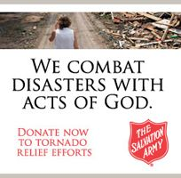You can help those affected by Hurricane Sandy this year by making a donation. Your support helps the Salvation Army to prepare for and respond to the storms, as well as to provide services such as food, shelter and emotional support to those impacted across the country. If donations exceed Salvation Army expenses for a specific disaster, contributions are used to prepare for and serve victims of other disasters