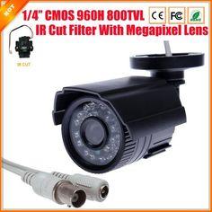 CCTV Video Surveillance Outdoor Camera Day Night Vision