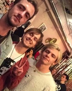 Ross, Rocky, and Ellington