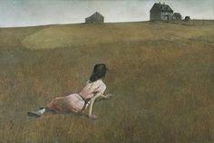 アンドリュー・ワイエス 『クリスティーナの世界』の画像:The Atelier Around the Corner