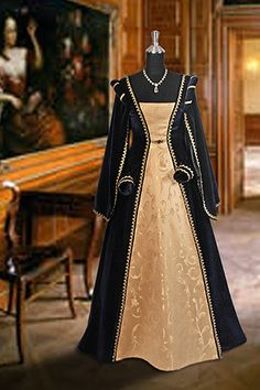 Tudor dress.