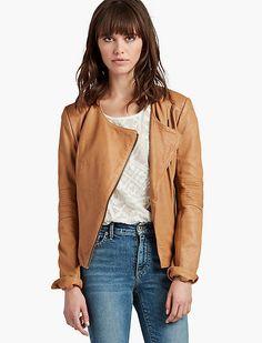 $304 Detailshttp://www.lbrand.com/city-leather-jacket/7W30773.html STYLE 7W30773 0 Write a Review $469.00