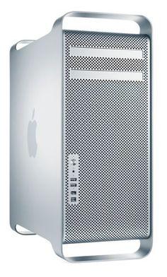 Apple Mac Pro Desktop PC (Intel Quad Core Xeon 2.66GHz ,1GB RAM, 250GB HDD, Geforce 7300GT)