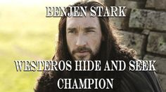 Benjen! Where are you? I thought he was Coldhands but I don't think so as much now :/