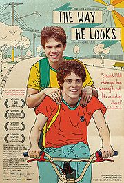 Reel Charlie's review of The Way He Looks: Looking for an innocent, well-crafted, first-love, teen story? The Way He Looks might be the movie for you. From Brazil, The Way He Looks follows the quiet life of blind high schooler Leonardo who ...