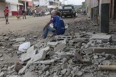Temblor de 5,5 grados sacude Ecuador