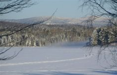 Jackman, Maine-We snowmobiled here for many years.