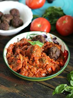 Maggiano's Meatballs Recipe - Peas and Peonies
