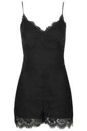 Lace Layered Playsuit